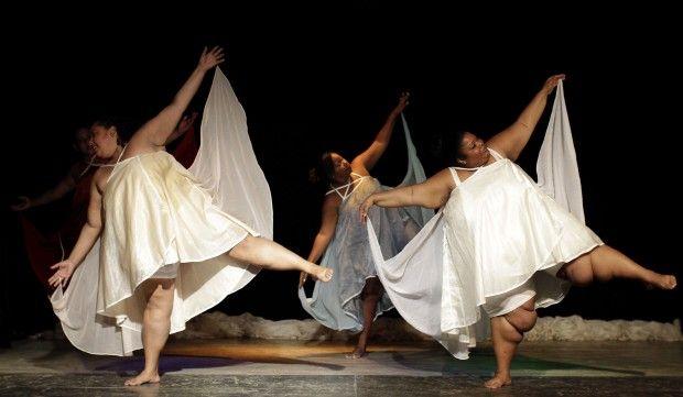 L'Avana, dietro le quinte della Danza Voluminosa