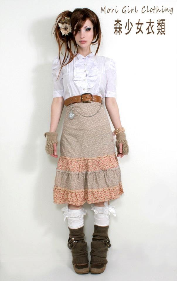 Kato Mori Girl