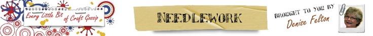 Needlework News @ CraftGossip.com