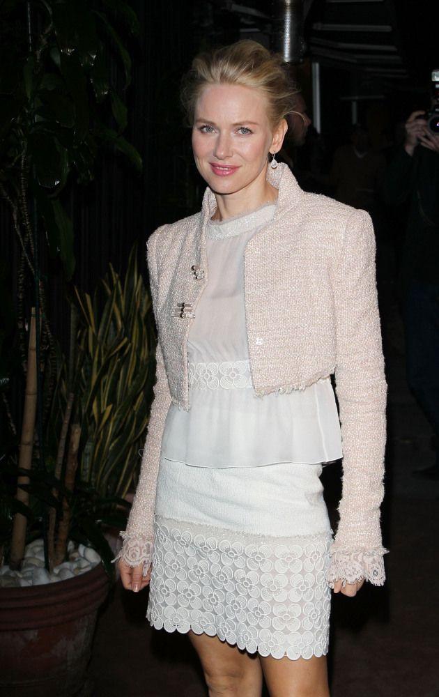 Celebrities In Chanel - Naomi Watts, 2011