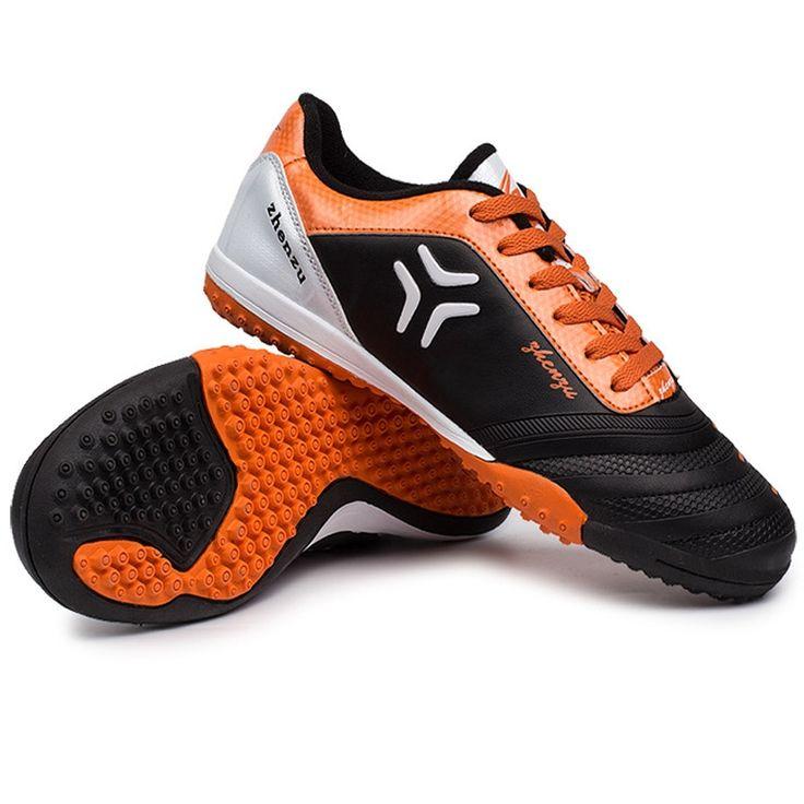 24.26$  Buy now - http://ali5oe.shopchina.info/go.php?t=32620479694 - Brand Football Boots Men Soccer Shoes Zapatos Botas De Futbol 2016 Indoor Boys Football Indoor Soccer Boots Shoes 24.26$ #aliexpresschina