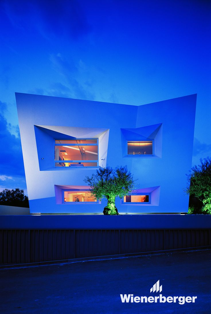 Lumenart - House of Light, Rusan arhitektura © Damir Fabijanić