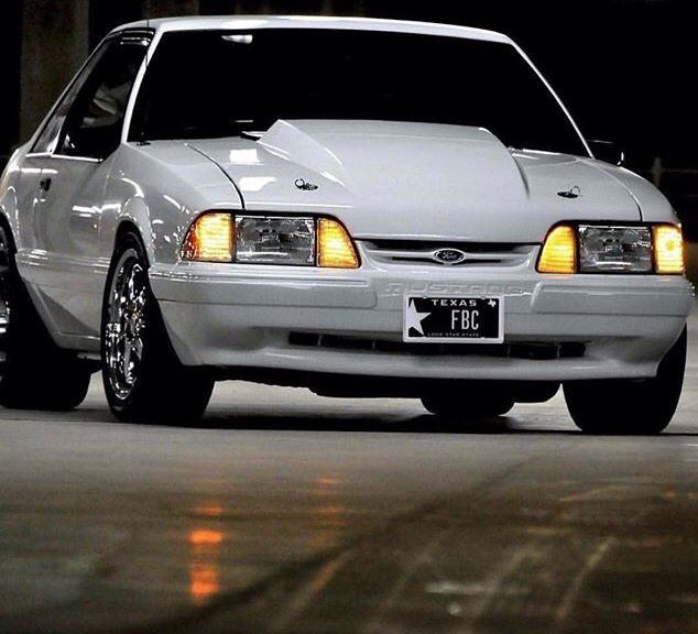 235 Best Foxbody Images On Pinterest