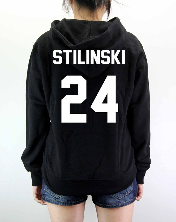 Stiles Stilinski Hoodie Teen Wolf Shirt by PolymorphShirt on Etsy