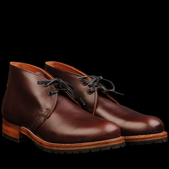 Red Wing Chukka in Antique Cigar   Unionmade Goods