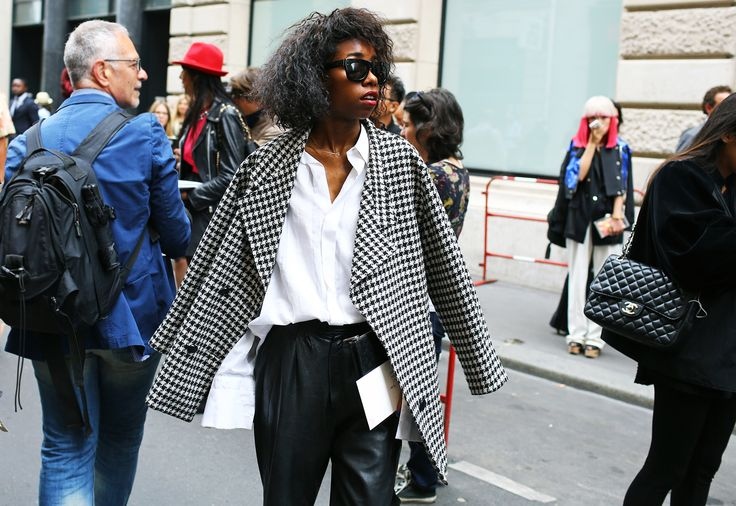 Street Style: Fall 2014 Couture