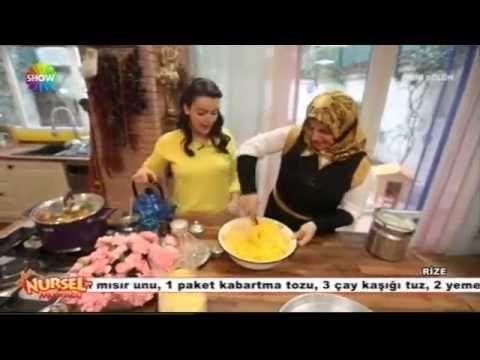 Nursel'in Mutfağı Mısır Ekmeği Tarifi izle