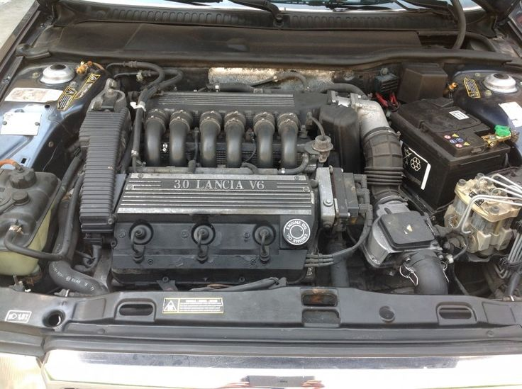 Lancia Thema 3000 V6 LX rara