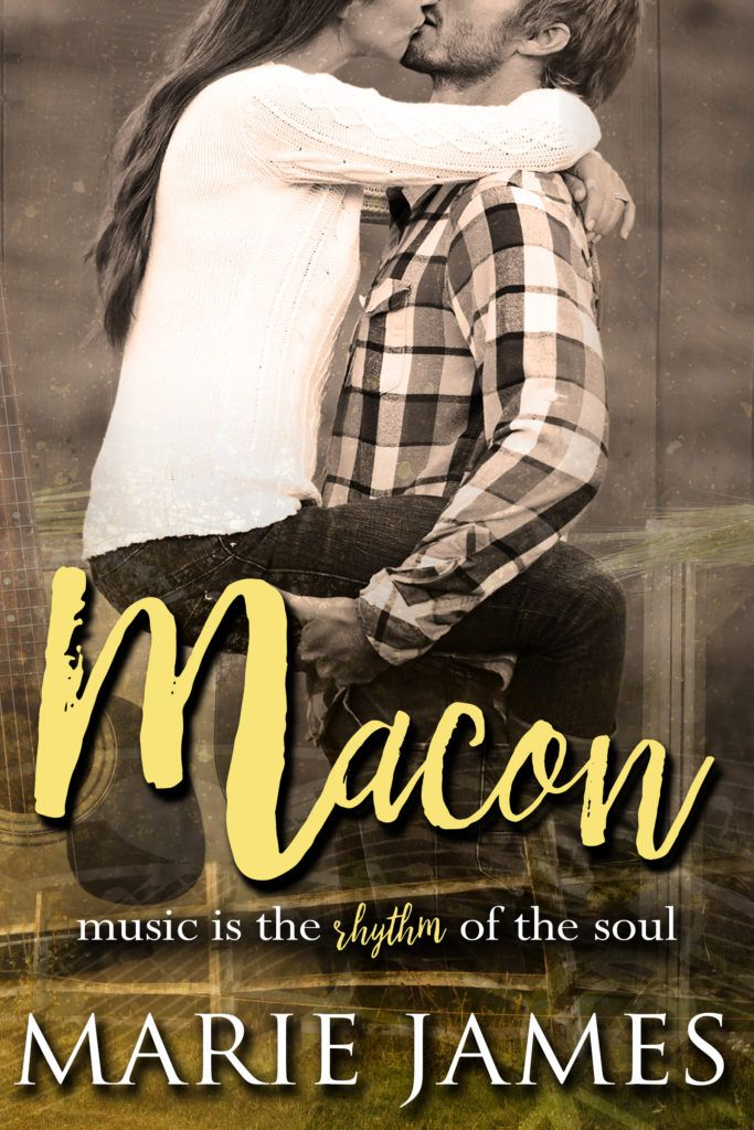 Macon by Marie James  Cover Reveal  Cover Design: TE Black Designs  Release Date: September 14 2017    Synopsis  Tossing a middle finger to Macon Georgia as I made my way to Nashville was always the dream. Sing country music go on tour top the chartswith my popularity growing every day I was on my way.  But then a gust of wind blew up your skirt and those white cotton panties had me hooked. I didnt know your name and you turned down every attempt I tried to throw your way. But I knew you…