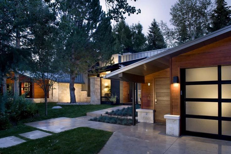 Modern Ranch House Exterior Awesome 25 Best Modern Ranch Ideas On Pinterest Ranch House Exterior Ranch Style Homes House Exterior