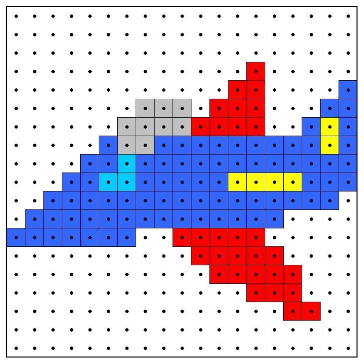 KleuterDigitaal - wb kralenplank vliegtuig 02