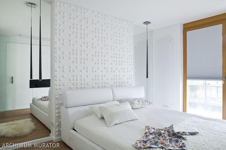 Podoba ci się biała sypialnia? Zobacz więcej zdjęć sypialni w bieli!