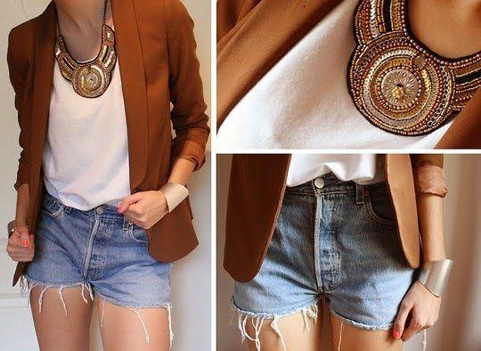 blazer marrom feminino como usar 6