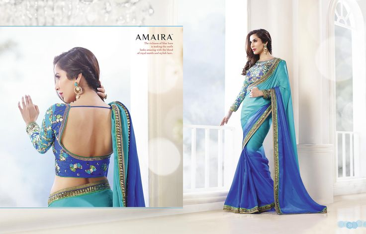Georgette Designer Saree Range:- INR 4909/-  Shipping (India) :- Free Shipping All Over India  Shipping (Overseas) :- Worldwide Shipping Available  For Orders:- visit www.baawli.com or contact +91 9870725209  Added Facility:- Next Day delivery in Mumbai and Ahmedabad  #saree #sari #india #indiansaree #indianfashion #womenfashion #fashion #ethnic #ethnicwear #ladieswear #indianwear #indianethnicwear #shopping #onlineshopping #worldwideshipping #freeshippingforindia #baawlifashions