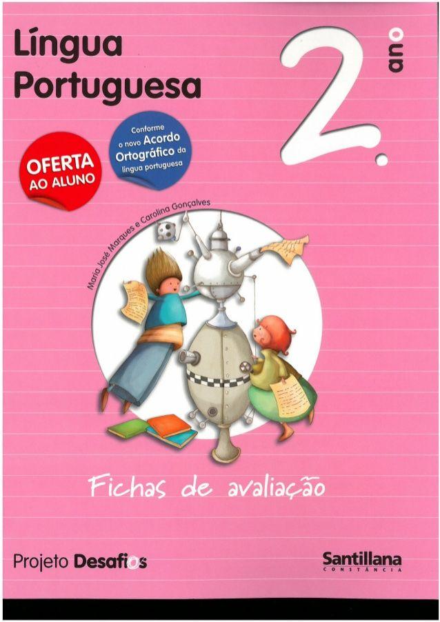 livro 2º ano