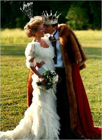 king and queen themed wedding   Wedding Themes