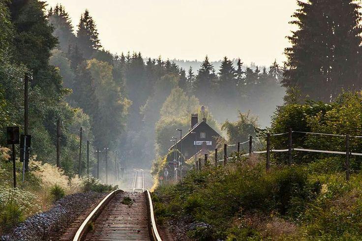 In Šumava region (South-West Bohemia), Czechia
