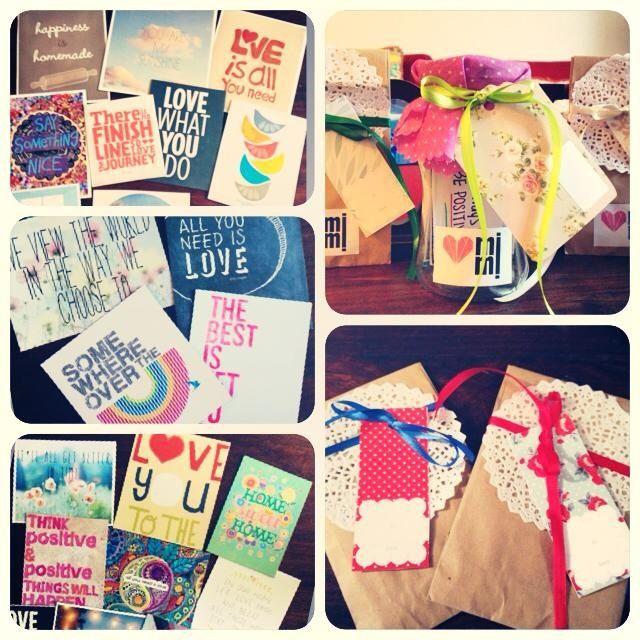Set de Imanes para el Día del Amigo by www.tiendadoilies.com.ar