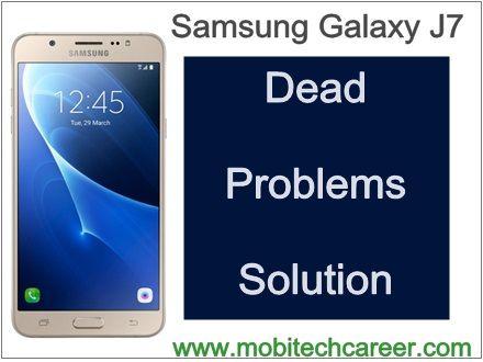 Repair & Fix Dead Samsung Galaxy J7 Smartphone in Hindi http://ift.tt/2wDM8Ad