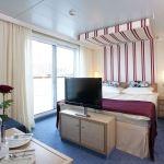 Arosa Cruises Whbat a way to go! Junior Suite - Double