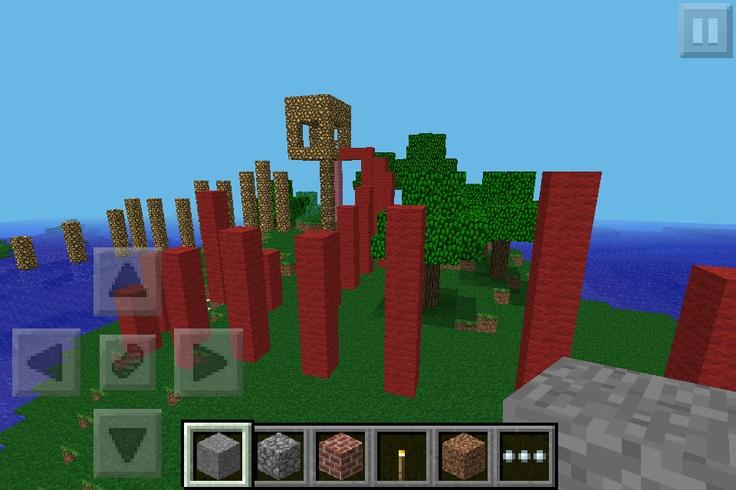 minecraft pe how to build a speedboat