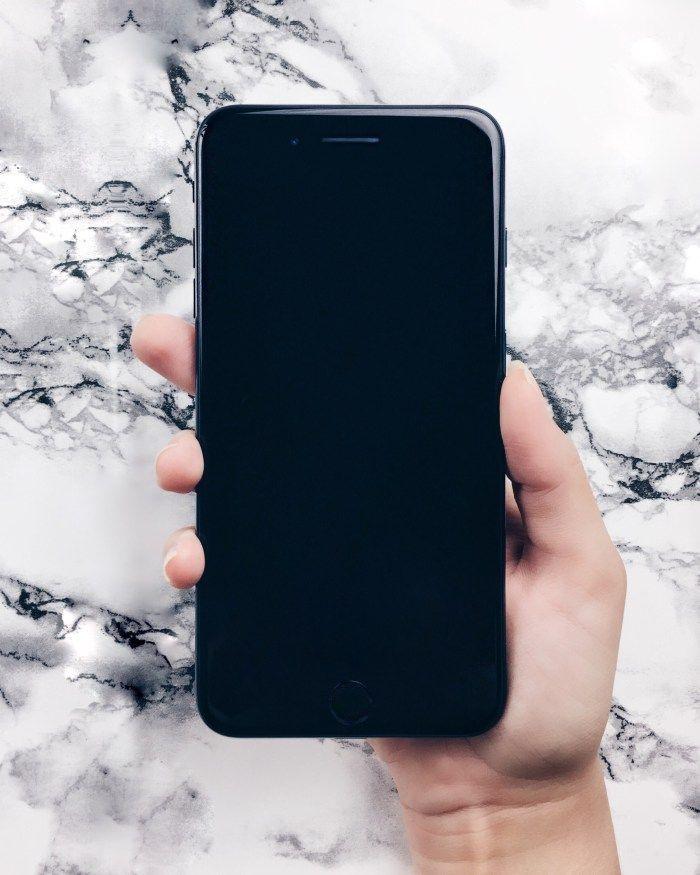 Iphone 7 Plus Preto Brilhante Iphone 7 Plus Jet Black