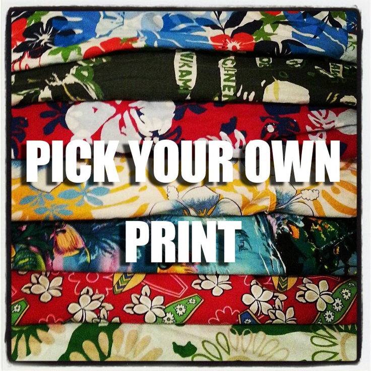 Pick your own print designer dog clothes via etsy Dog clothes design your own