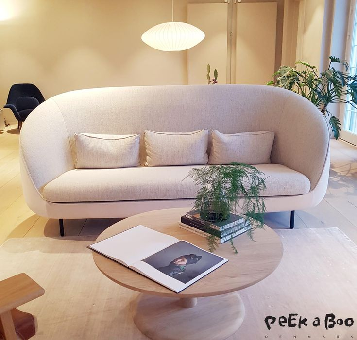 haiku sofa designe by Gamfratesi, this will for sure be a classics in the future.