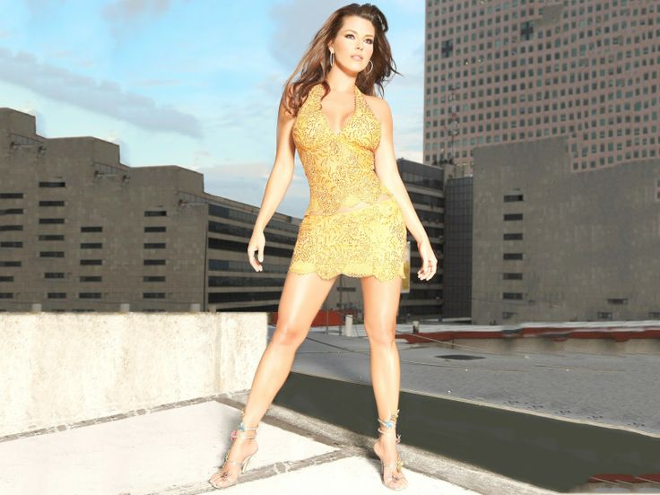 alicia machado feet playboy