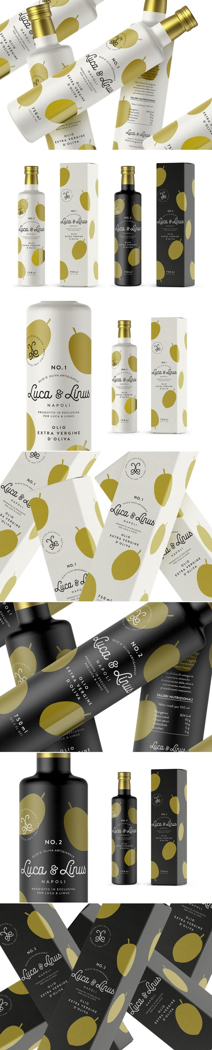Take A Look At This Fun Conceptual Olive Oil Packaging — The Dieline | Packaging & Branding Design & Innovation News
