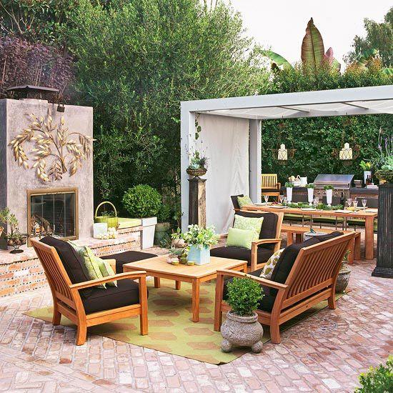 17 Great Small Porch Design Ideas: 17 Best Images About Backyard Trellis/pergola Ideas On
