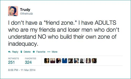 """Friendzone"" Applies to women, too!"