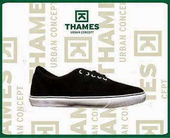 THAMES - Google+►Zapatillas náuticas negras combina texturas.  #Ellos #ZapatillasHombre #FW2015 #THAMES #ShoesBlack Thames Urban Thames