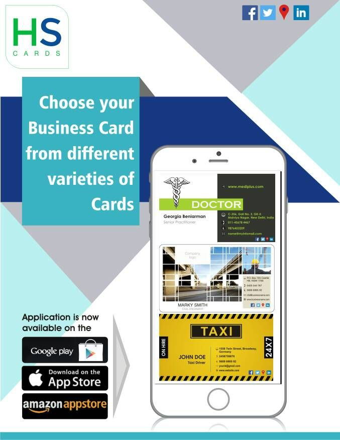113 best Digital Business Card images on Pinterest | Android ...