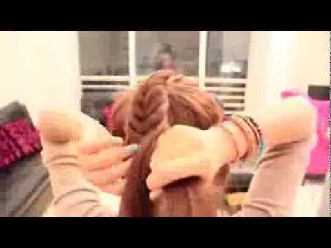 ♥Hola soy Yuya♥ / 5 Peinados Fáciles para Escuela o Trabajo - YouTube