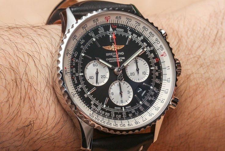 January 3, 2015, 9:00 am Breitling Navitimer GMT 48mm Watch Hands-On http://feedproxy.google.com/~r/Ablogtowatch/~3/U2TZpwqJWHA/ http://watchreplenish.com/
