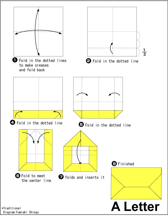 The  Best Make An Envelope Ideas On   How To Make An