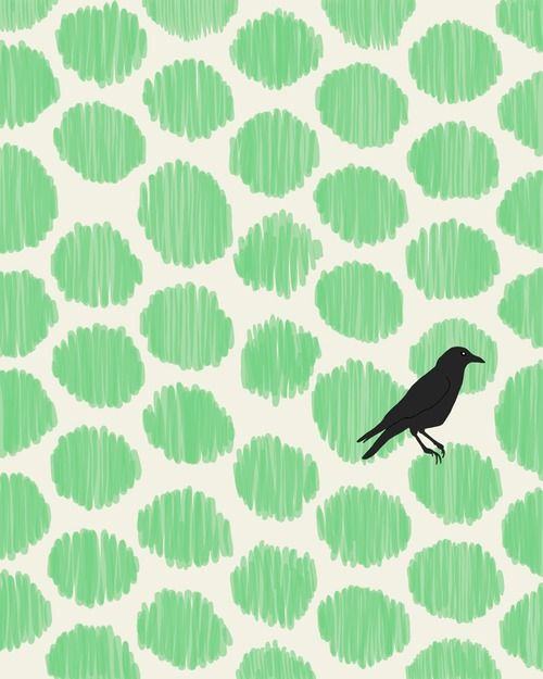 "Animals of Yoga: Crow. 16"" x 20"" Fine Art Print. $80.Art Prints, Fine Art, Yoga, Crows, Animal"