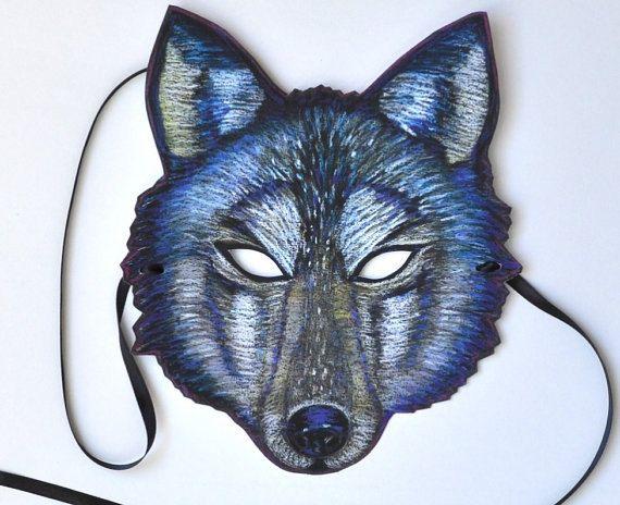 die besten 25 wolf maske ideen auf pinterest die maske. Black Bedroom Furniture Sets. Home Design Ideas