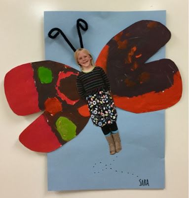 First Grade Butterflies!-Kim & Karen: 2 Soul Sisters (Art Education Blog): Fly, Butterfly, Fly!