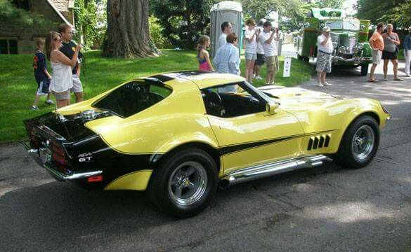 baldwin motion corvette stingray pinteres