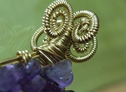 how to make a tree of life pendant