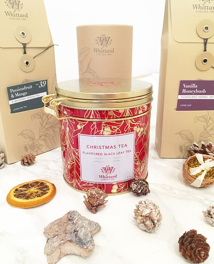 Best christmastea we ever tried Food, Tea, Lifestyle, Lifestyleblog, Blogger, Whittard, London