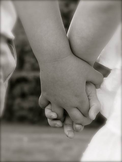 """and when you go out into the world, it is best to hold hands and stick together ."""