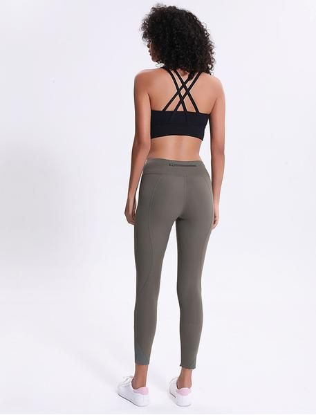 b57b3bdc91 Back Pocket Stretchy Yoga Leggings Premium Design | sexy leggings in 2019 |  Yoga leggings, Leggings, Gym leggings