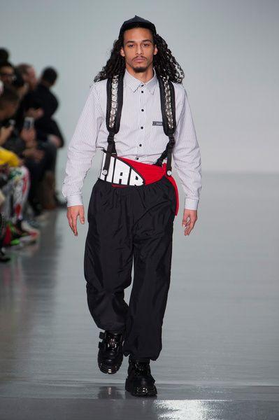London FW FW 2014/15 – Nasir Mazhar See all the catwalk on: http://www.bookmoda.com/sfilate/london-fw-fw-201415-nasir-mazhar/  #london #fall #winter #catwalk #menfashion #man #fashion #style #look #collection