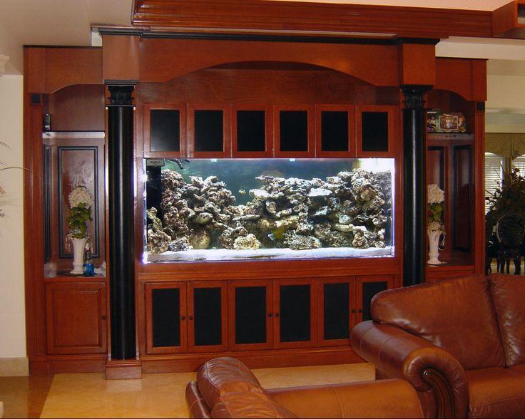 Saltwater Fish, Custom Aquarium Design And Supplies In Miami, Florida