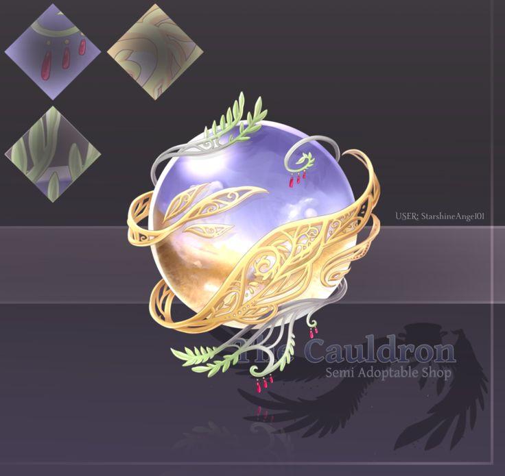 [The Cauldron] Harvest Orb -Stage 3 by Dea-89.deviantart.com on @DeviantArt