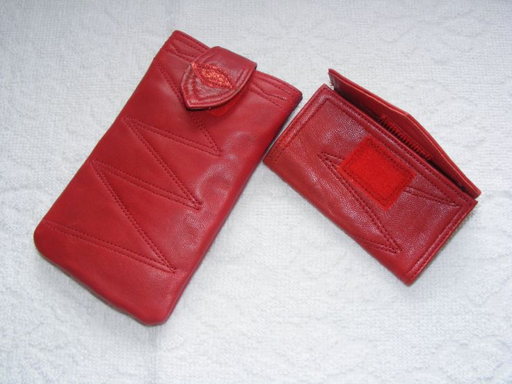 Leather phone case, leather key ring by EmeseArtizan on Etsy