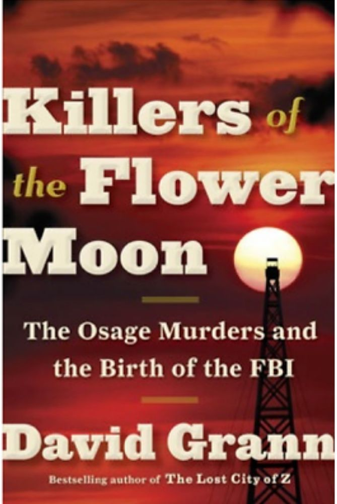 15 best 2017 pulitzer prize winners finalists for letters images killers of the flower moon the osage murders and the birth of the fbi fandeluxe Image collections